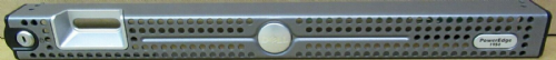 Dell PowerEdge 1950 Server Faceplate Front Cover Bezel Keys Included
